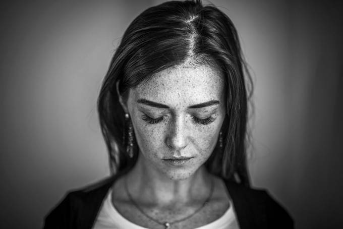 Gentle look. by cinematheart - Social Exposure Photo Contest Vol 17