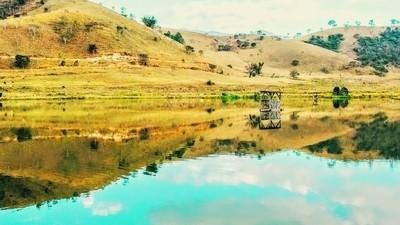 lago de ouro