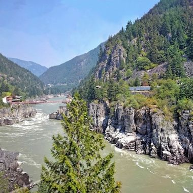 Rocky Mountaineer Railroad Trip (2)  - Vancourver To Kamloops, Canada