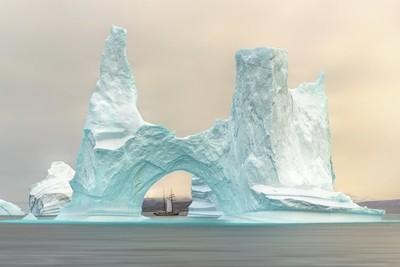 Iceberg Fortress