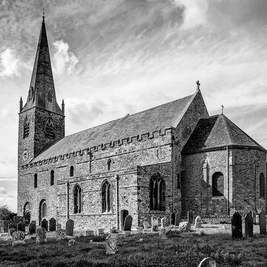 Saxon church in Northants
