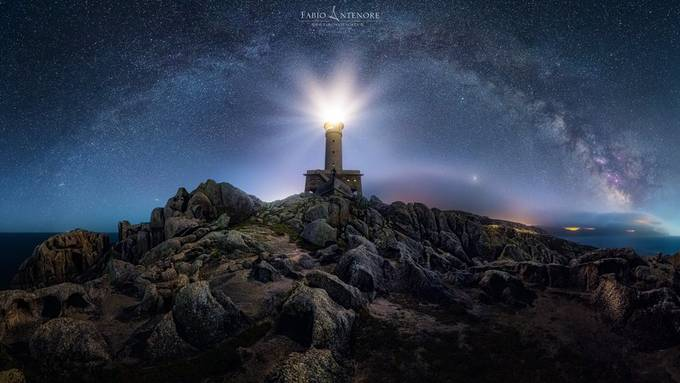 the Lighthouse by Fabio_Antenore - Monthly Pro Photo Contest Vol 44