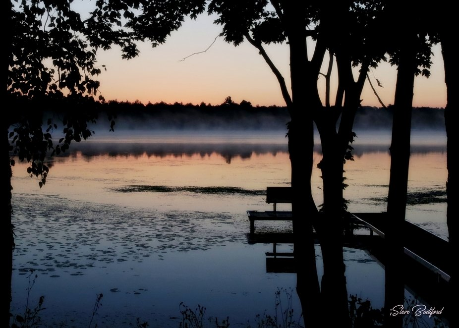 Awaiting the Sunrise...