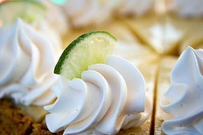 Key Lime, all day!#pie #keylimepie #keylime #dessert #depth #whippedcream