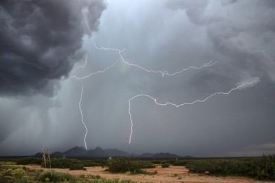 Dona Ana Thunderstorm 1