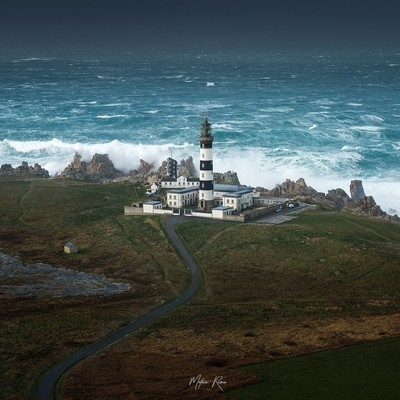 Ouessant in the Storm