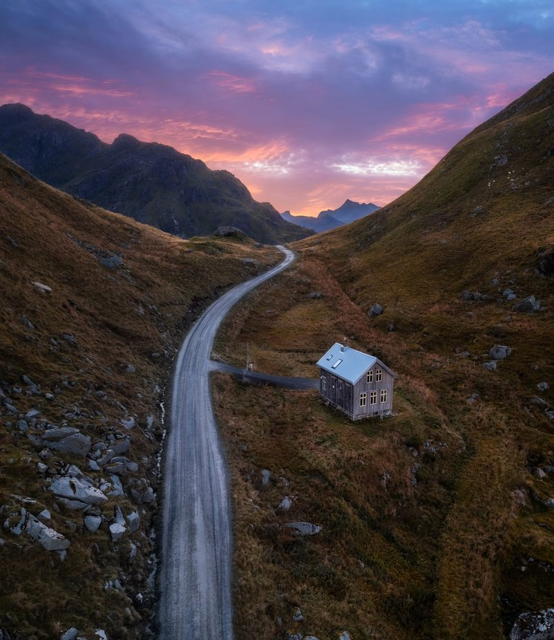 The Last Homely House. by Richard-Beresford-Harris - Image Of The Month Photo Contest Vol 37