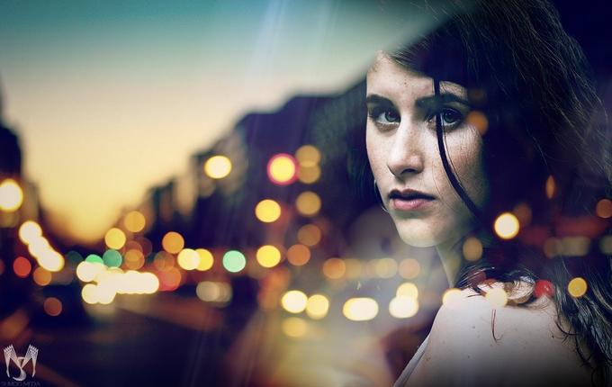 Reflections by davidsantangelo - Night Wonders Photo Contest