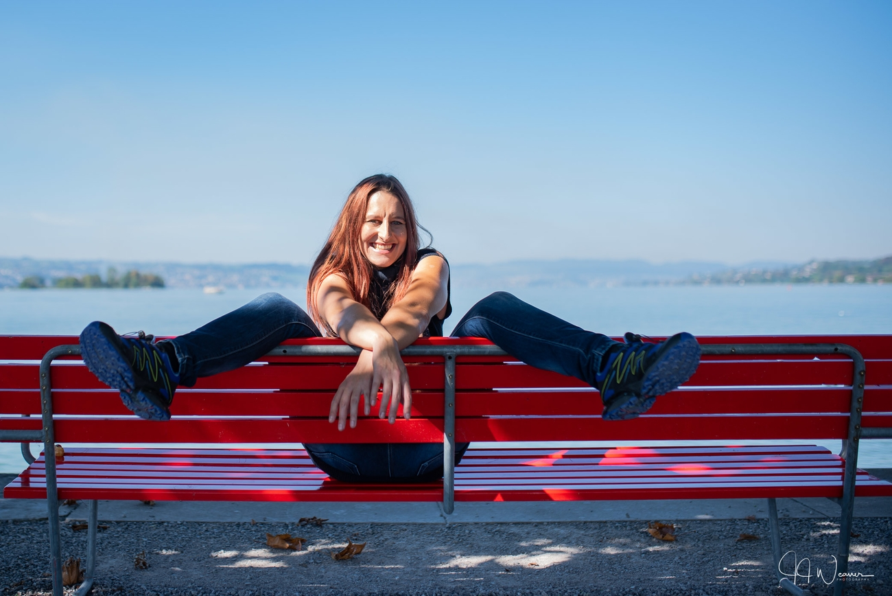 Shooting with Nathalie (buffy24_fb) in Rapperswil, Switzerland