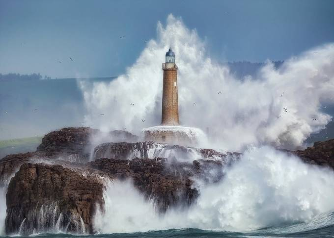 Wild sea by Sergio_Saavedra - Monthly Pro Photo Contest Vol 45