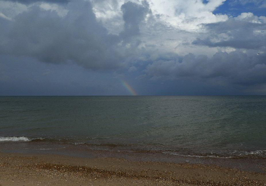 sea rainbow
