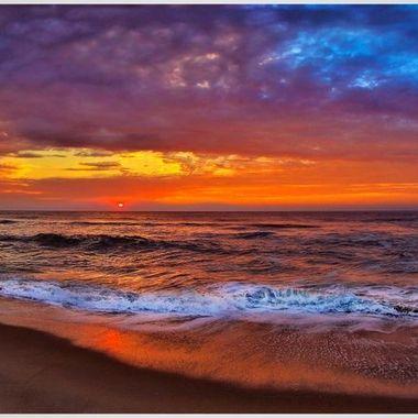 Surf City Sunrise 9-22-18