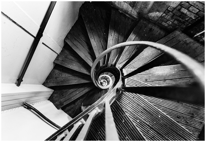 Inside the Tower of London by ClaireSchreuder - Spirals And Composition Photo Contest