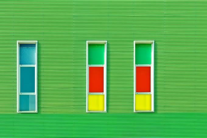 Windows by Ivan_Bertusi - Shades Of Green Photo Contest
