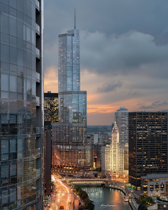 Bright City Lights Photo Contest Winner