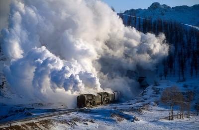 Eruption at Tunnel 3