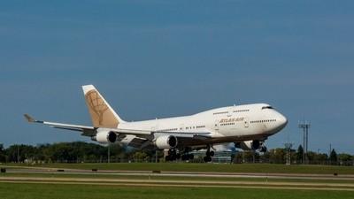 Atlas Air Boeing 747-481(N322SG)
