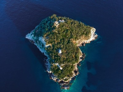 Bergeggi island, Italy