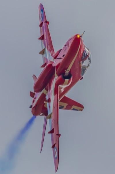 Red Arrows Hawk T1 Aircraft