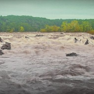 Great Falls, Va. Sorry but looked more like Great Rapids to me. Nice outing anyway.