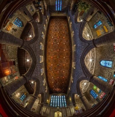 St Machar Cathedral, Aberdeen, Scotland