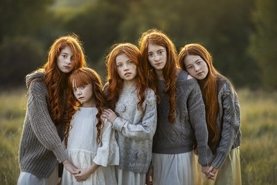 The Ginger Heads
