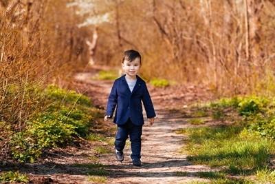 a little gentleman