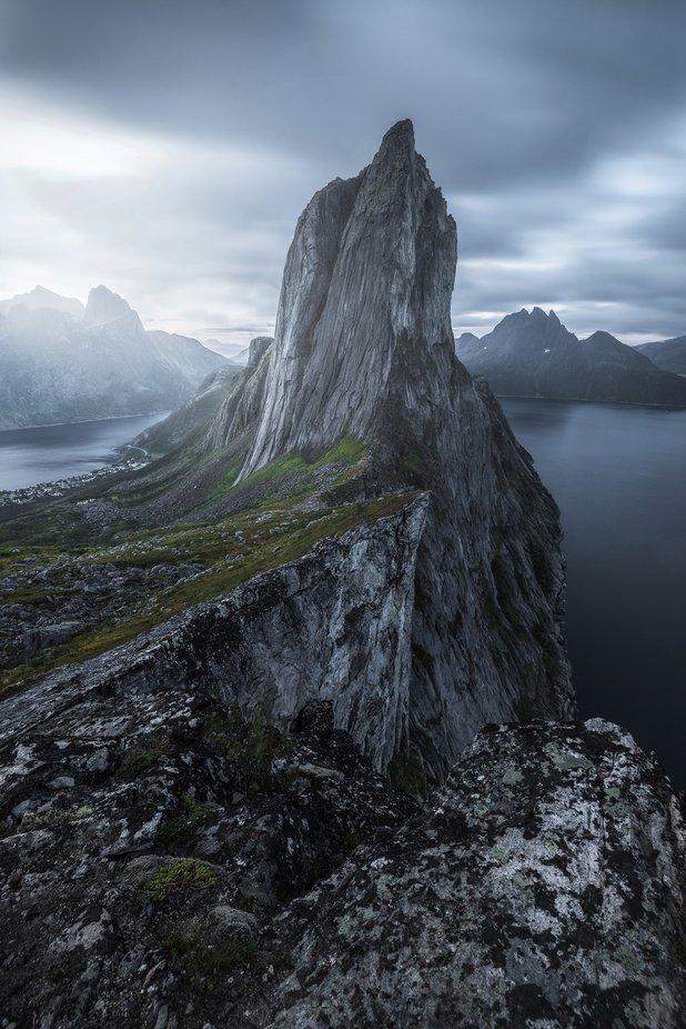 Mt. Segla by philipslotte - Social Exposure Photo Contest Vol 17