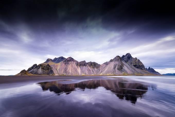Vestrahorn by fabrizioferraris - Creative Landscapes Photo Contest vol3