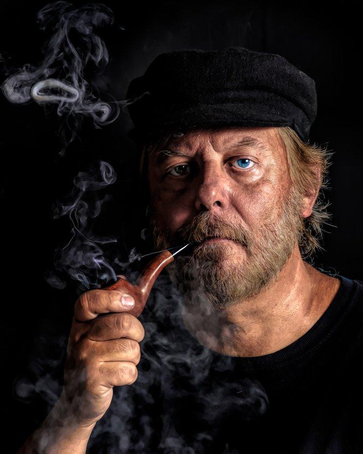 Blowing Halos by JakeKurdsjuk - Beards and Mustaches Photo Contest