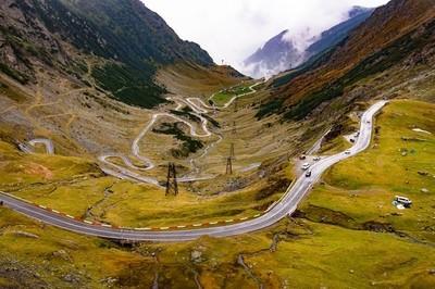 Transfagarasan Highway