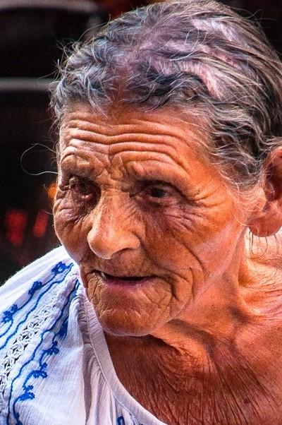 Romanian Woman 2