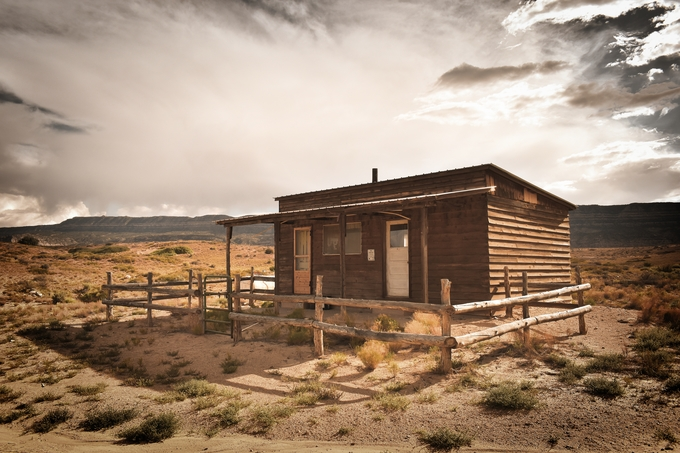 Along the Pony Express trail by TreverGarner - Isolated Cabins Photo Contest