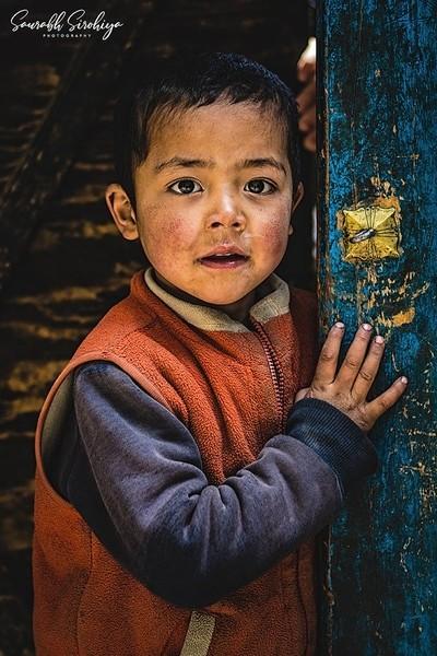 Expressions - The Turtuk Boy