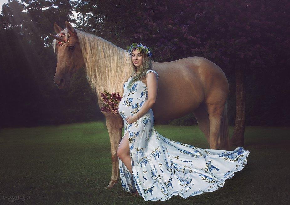 Unicorn & Mother