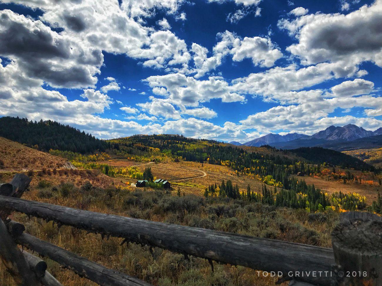 Acorn Creek views