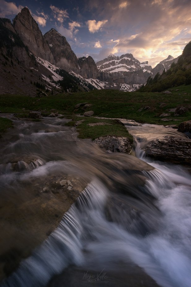Rioseta Flow by hugovalleperez - Image Of The Month Photo Contest Vol 37