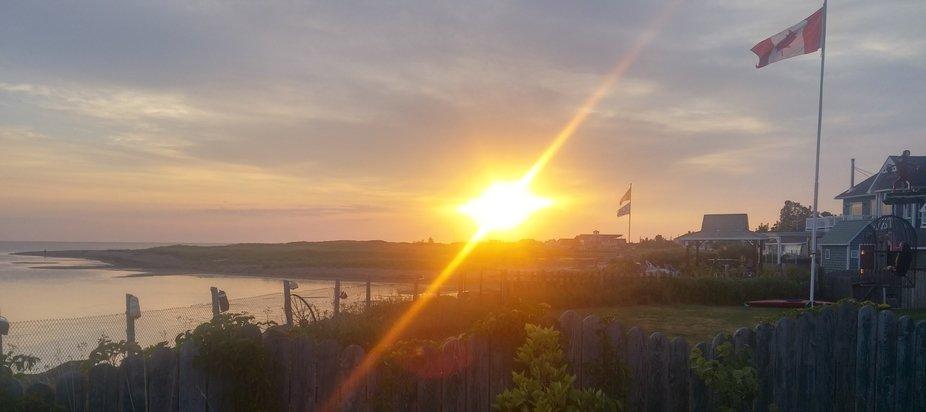 Shediac Sunrise