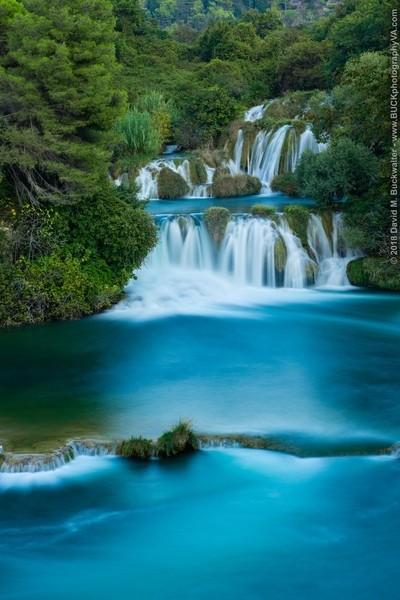 Skradinski Buk, Nacionalni Park Krka