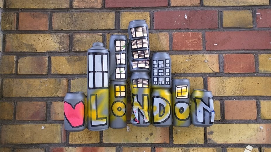 New Street art Brick Lane London