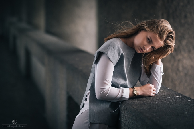 Joy by vladgphoto - Portraits With Depth Photo Contest