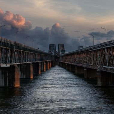Mercier Bridge, Montreal QC, Canada