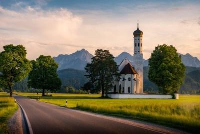 St. Coloman Church | Schwangau, Germany
