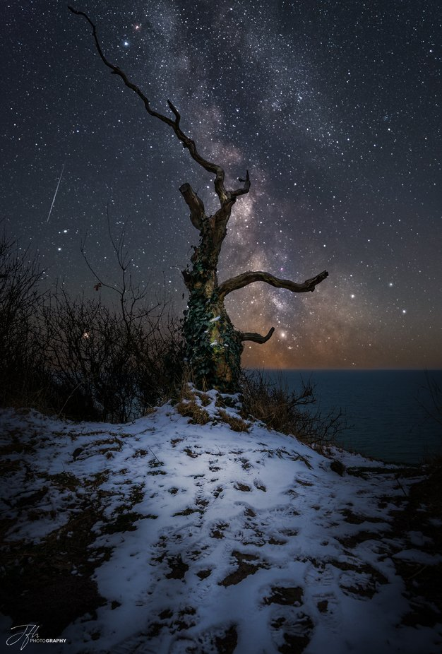 Fairy Tale Milkyway by jonasforsbckhedegaard - Capture The Milky Way Photo Contest