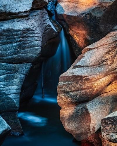 VB Fire and Water Cascade, Aspen-