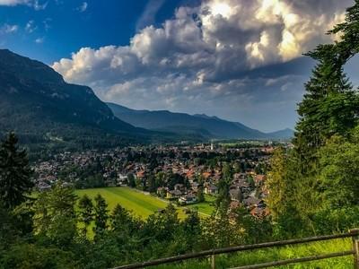 City View of Garmisch