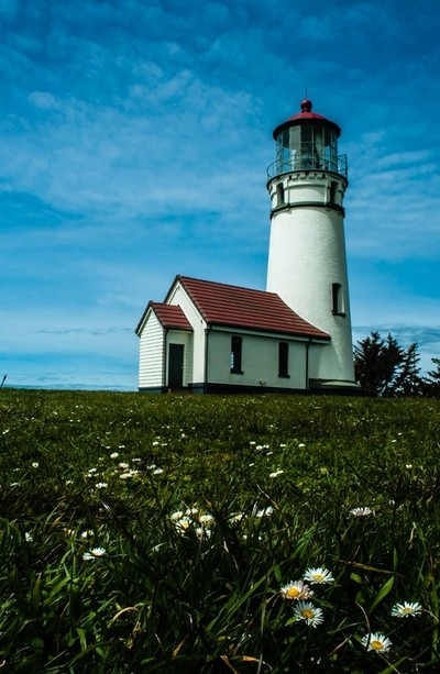 Cape Blanco OregonWestern Most Point of the lower 48...