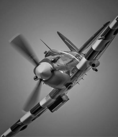 BBMF Supermarine Spitfire Mk Vb AB910
