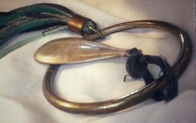 Reinventing ... tassels, teardrop and circle -3