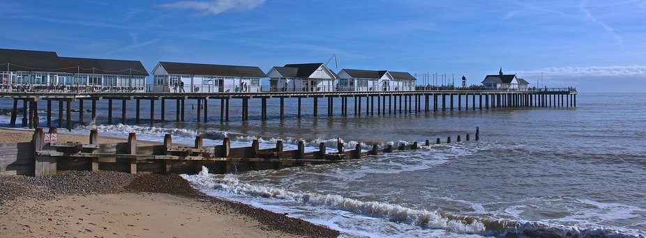 Southwold Pier is a pier in the coastal town of Southwold in the English county of Suffolk. It is...